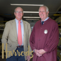 David Thomas John Leathes Harrods Rowing Club 2017 Leander 2 1 - Remembering Harrods and the Harrodian Boat Club
