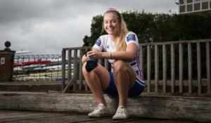 Holly Norton British Rowing