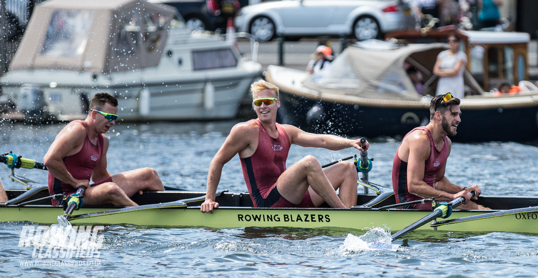 Oxford Brookes University win the double at Henley Royal