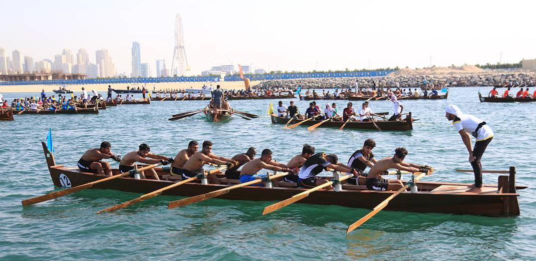 22429877 613352682388837 1619981038925119488 n - Dubai Traditional Rowing Race