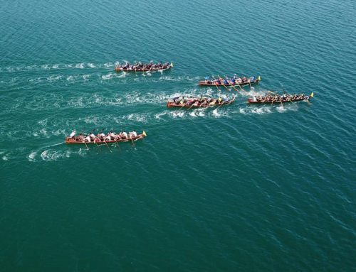Dubai Traditional Rowing Race