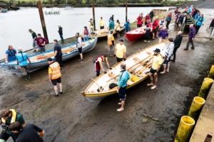 Fixed Seat Coastal Rowing WEROW