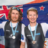 Hunter of NZL retiresWEROW - Jamie Hunter retires after wining bronze  for NZL at WRChamps