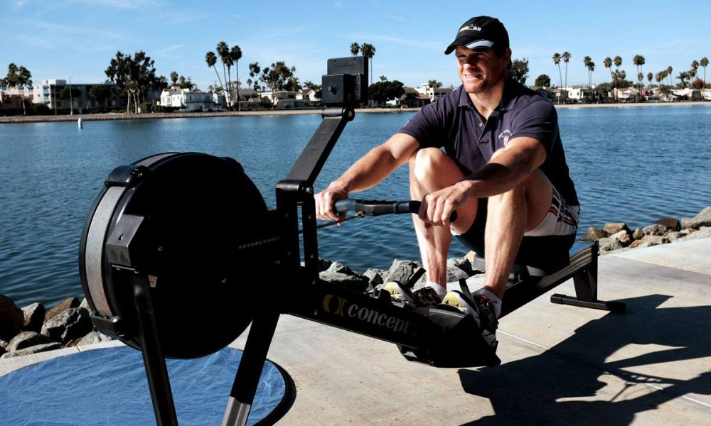Jack Nunn of Roworx WEROW - Maintaining fitness goals with ironman and US rower Jack Nunn