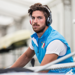 Marco di Constanzo of Italy at Henley