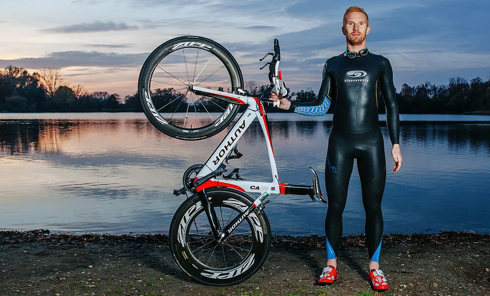 Miroslav Vrastil Czech rowing  - Miroslav Vrastil  swim, bikes and runs from World Rowing Championships to IRONMAN World Champs