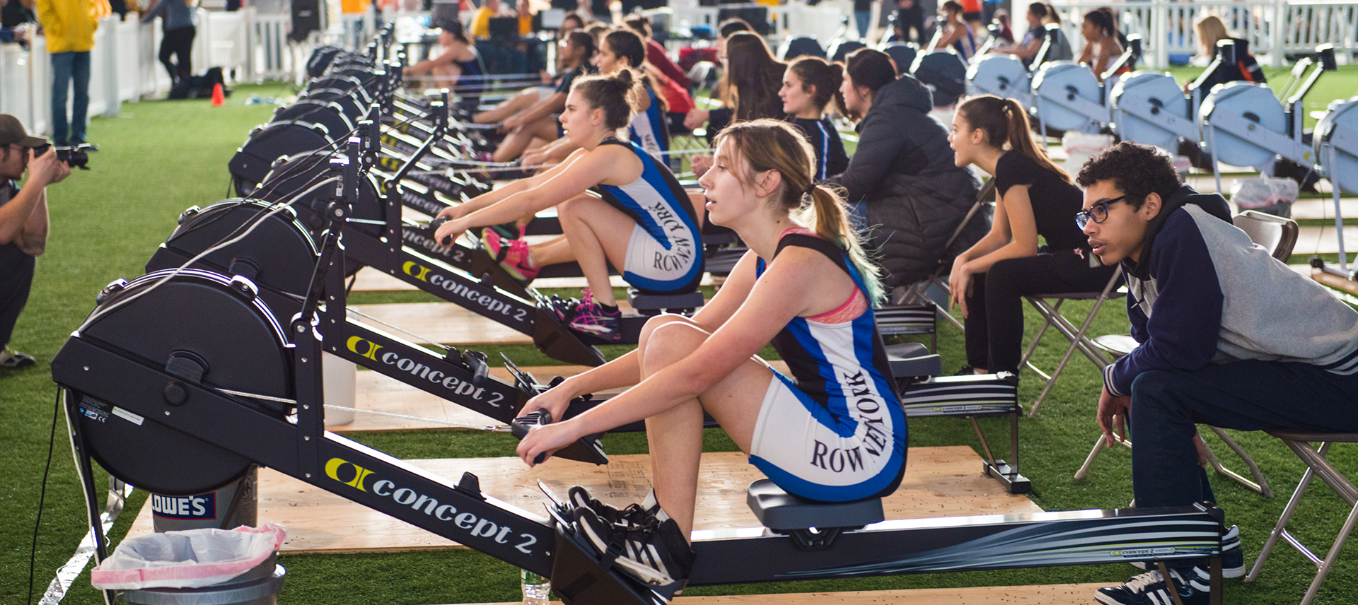 Row Run New York WEROW rowing UK - Row New York: transforming the lives of New Yorkers