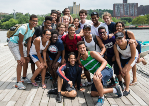 RowNewYork WEROW rowing Uk 300x213 - Row New York: transforming the lives of New Yorkers