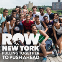 RowNewYork WEROW rowing Uk  - Row New York: transforming the lives of New Yorkers