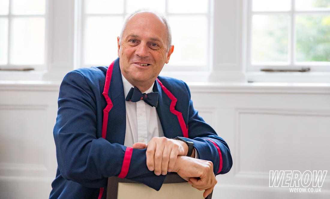 Steve Redgrave olympic world and international rower - Steve Redgrave: Reminiscing and taking stock