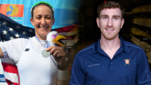 US Rowing names Tomek and Reed Athletes of the Year 2017