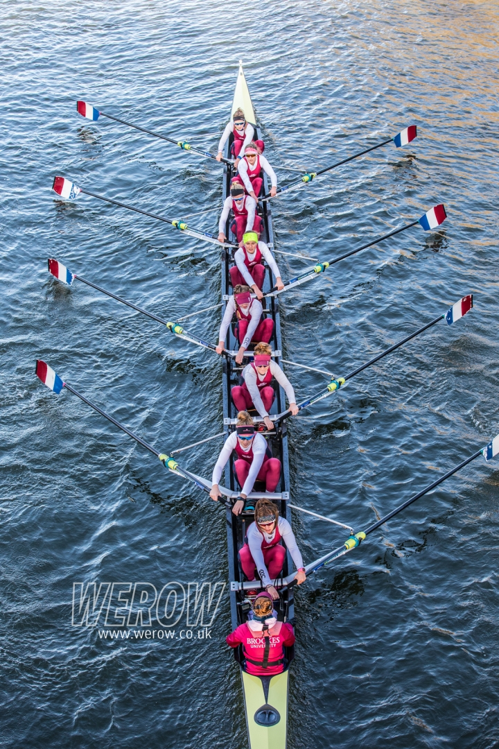 Brookes Rowing at Wallingford Head 2017 WEROW Angus Thomas Photography