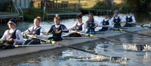 Cantabrigian Rowing Club W1 winners