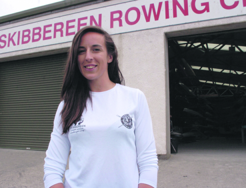 Skibbereen lightweight rower Denise Walsh awarded an Olympic Council of Ireland  scholarship