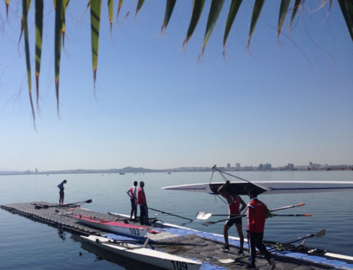 Imogen Walsh: coaching rowing around the world
