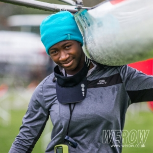 Julia Olawumi Globe Rowing WEROW rowing UK Angus Thomas