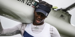 Julie Olawumi Globe Rowing WEROW rowing UK Angus Thomas