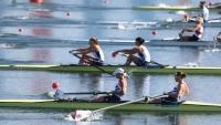 London Olympics 2012 Rowing Race