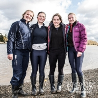 Lottie Orr Henley Rowing Club at HOR4s WEROW