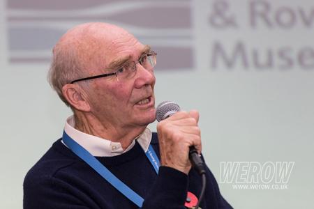 Mike Spracklen international rowing coach