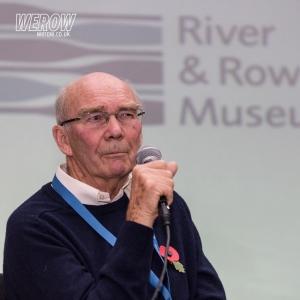 Mike Spracklen on WEROW rowing uk