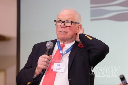 Peter Mallory - historian & author
