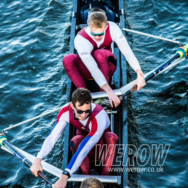 Images from racing at the Wallingford Head of the River 2017