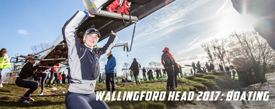 Wallingford Head 2017 - images from boating