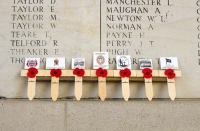 Remembering rowers at the Menin Gate