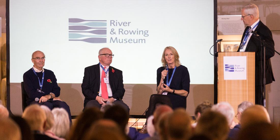 Backsplash rowing history conference - WEROW rowing uk