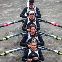 Head of the River fours Molesey Boat Club
