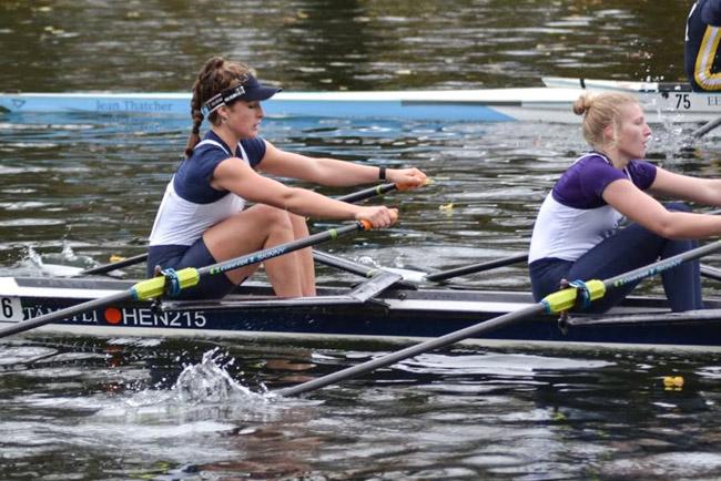 Henley Sculls winnersomen's 2x winners Lottie Orr Issy Jonsson