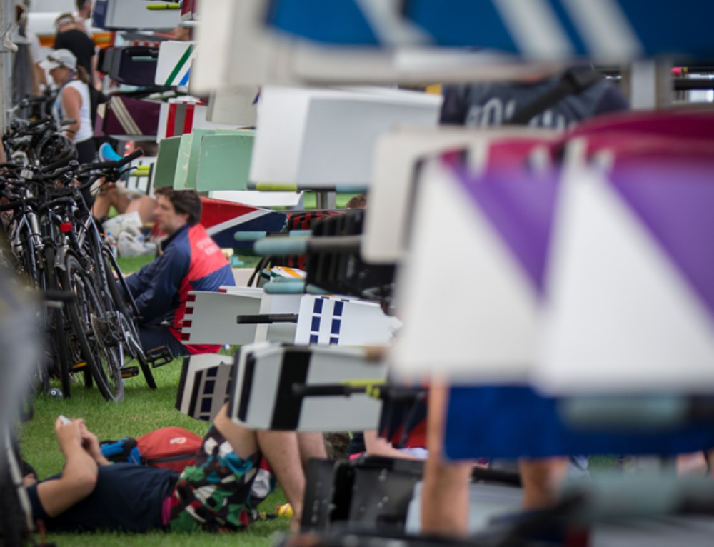 The life of a club rower – getting the work done after the 9-5