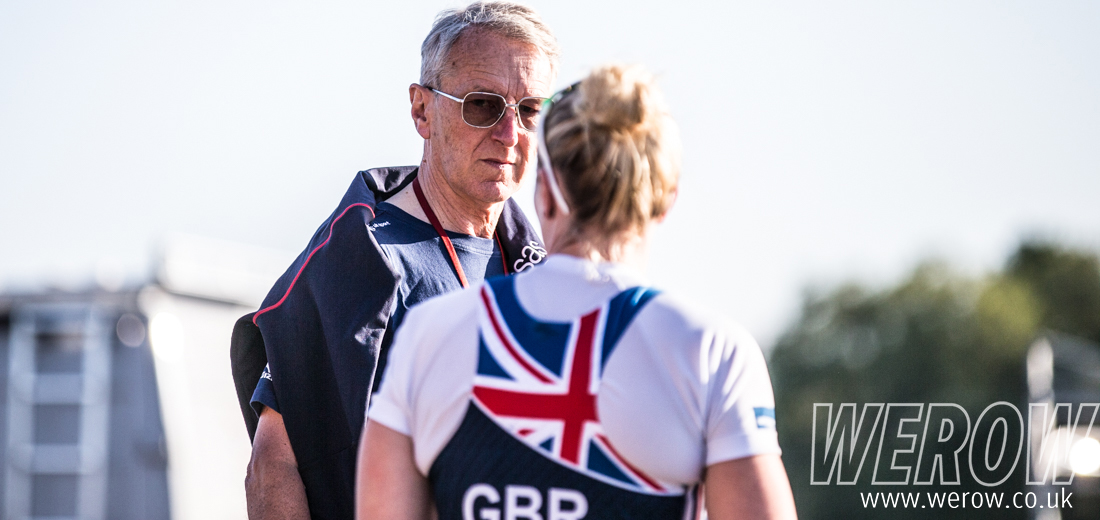 David Tanner of British Rowing resigns