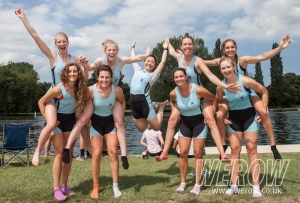 Edinburgh University at Henley Women's Regatta 2017