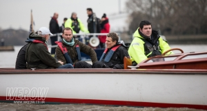 James Cracknell on the launch at the CUBC trial eights 2017_WEROW_Angus Thomas Photography