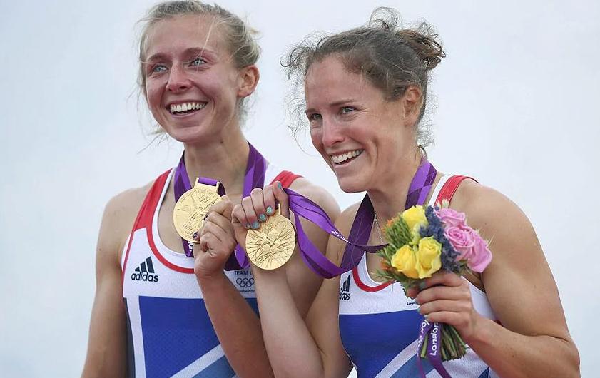 Kat Copeland and Sophie Hoskin
