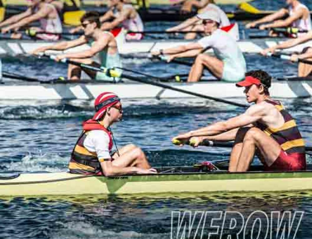 Junior Rowing:  Men's Eights Review 2017