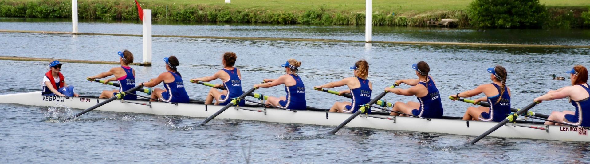 USBC 1 - University of Surrey Boat Club focussing on performance in 2018