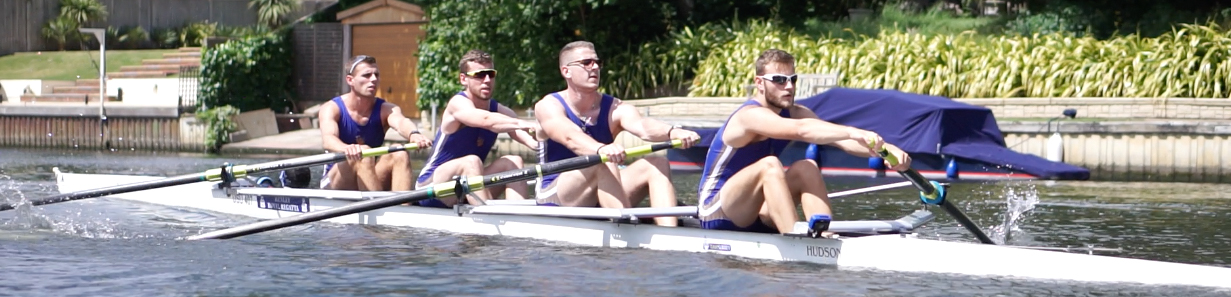 USBC 2 - University of Surrey Boat Club focussing on performance in 2018