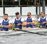 USBC 6 - University of Surrey Boat Club focussing on performance in 2018