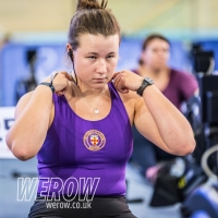 WEROW.co .uk BRIC17 8227 - Sarah Gibbs: Getting ready for the British Rowing Indoor Championships