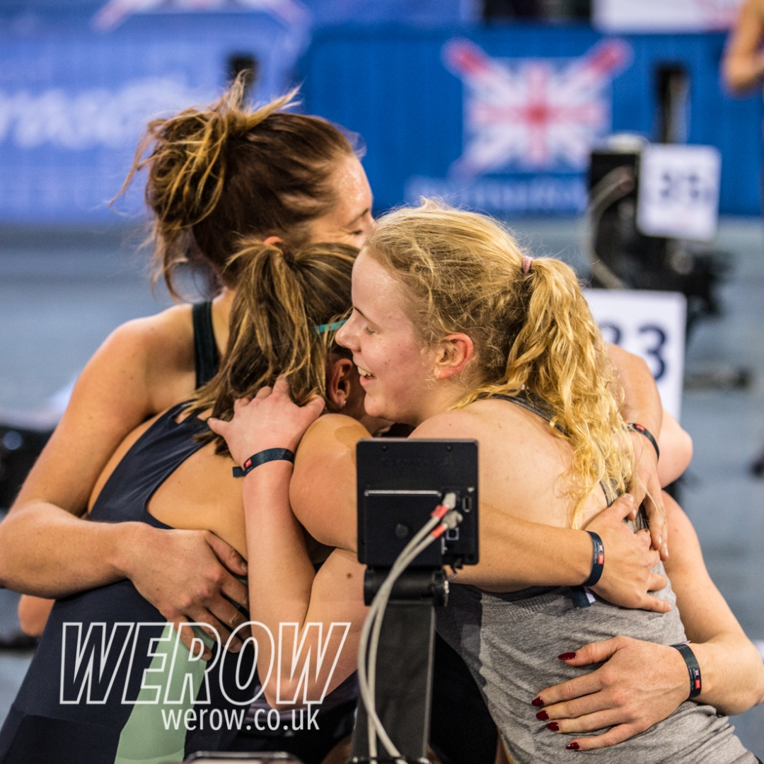 WEROW.co .uk BRIC17 8722 - Sarah Gibbs: Getting ready for the British Rowing Indoor Championships