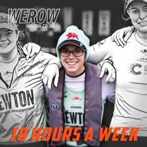 Sophie Shapter on WEROW 18 Hours A Week podcast