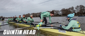 Cambridge University Boat Club dominate Quintin Head