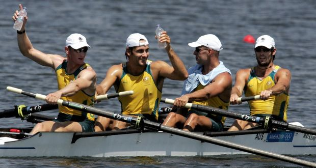Australian David McGowan has been named as the new Rowing Ireland heavyweight coach