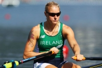 Sanita Puspure faces action from Rowing Ireland