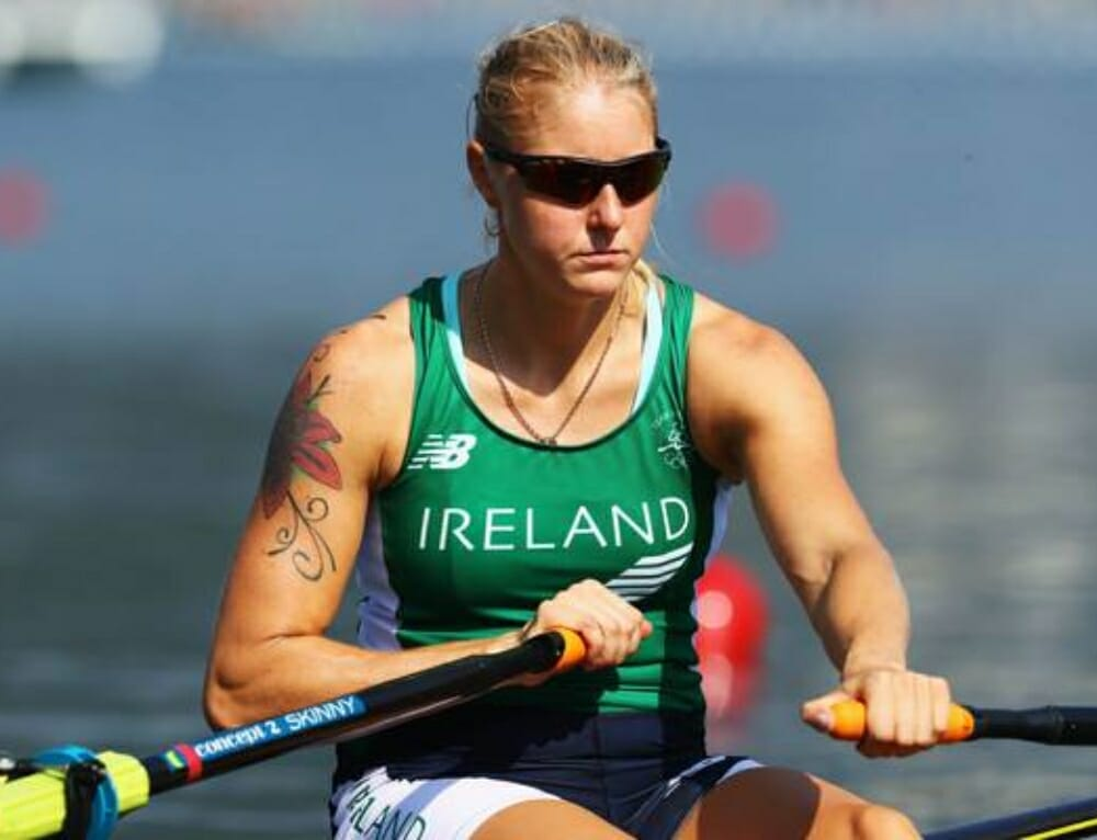 Rowing Ireland CEO says potential disciplinary action against Sanita Puspure is a private matter