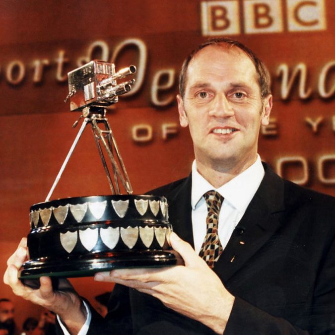 Sir Steve Redgrave wins sports personality of the year - Rower Sir Steve Redgrave fourth in all-time Sports Personality poll