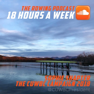 Sophie Shapter's rowing podcast
